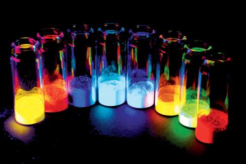 Fluorescencyjny Pigment Pigmenty Z Efektami Specjalnymi Dodatki